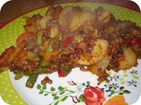Aardappel Roerbak Idee Toscaans