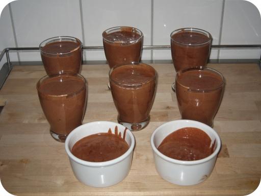 Chocolademousse a la Annabel Langbein
