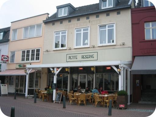 Restaurant Petit Reserve - Gulpen