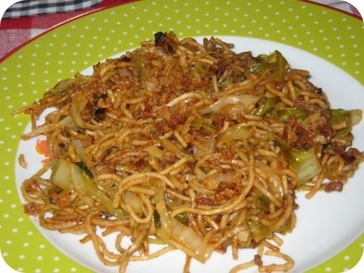 Spitskool met Rode Thaise Curry