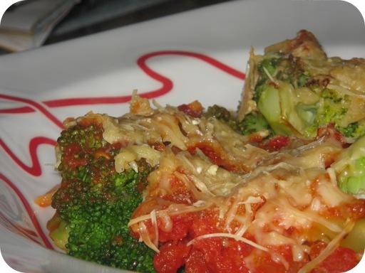 Broccoli met Pasta uit de Oven