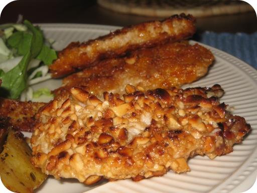 Krokante Schnitzels