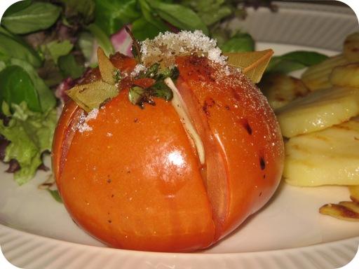 Kruidige Tomaten uit de Oven
