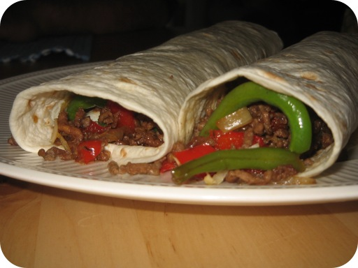 Oosterse Wraps