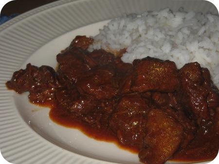 Daging Malbi (Gestoofd Rundvlees)