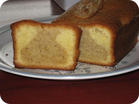 Quatre Quarts Cake met Speculaaskruiden