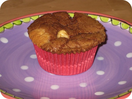 Hazelnoot Cupcakes