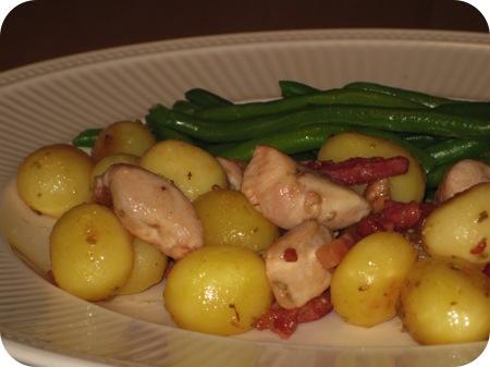 Kip Aardappel Schotel