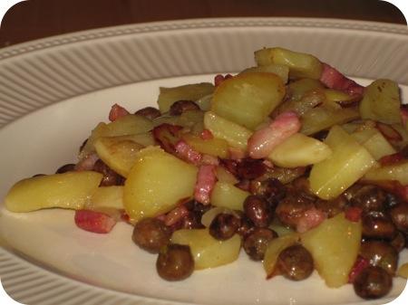 Kapucijner Aardappelschotel