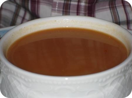 wortelsoep chalet gruyere