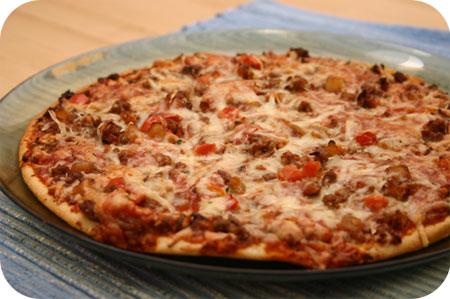 Oetker Pizza Bolognese