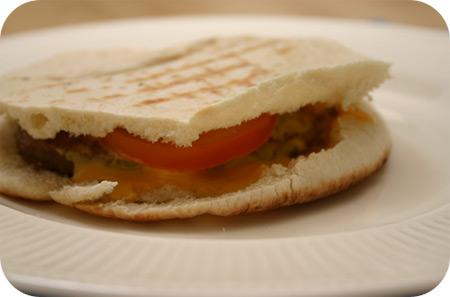 Pita Hamburger