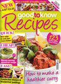 Good To Know Recipes Mei 2010