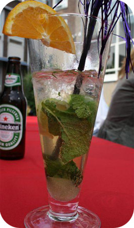 Mohito Cocktail