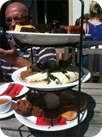 High Tea van 't Feithhuis Groningen