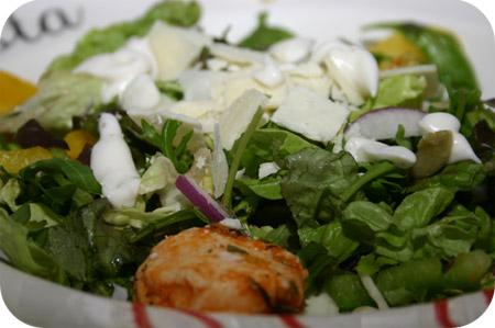 Italiaanse Kip Salade