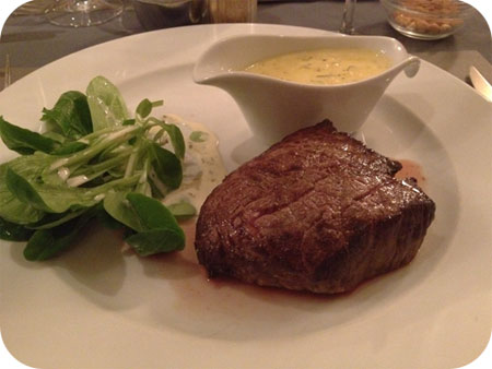 D'Hoeve - Sint Michiels Steak Bearnaise