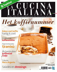 La Cucina Italiana Mei 2012