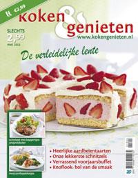 Koken & Genieten Mei 2012