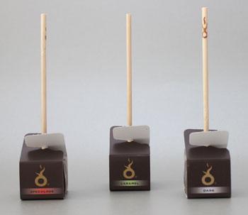 Choc-O-Lait Chocoladesticks speculoos caramel dark