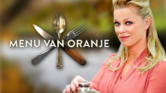 Menu van Oranje op SBS6