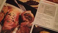 Foto recept vleesrolletje