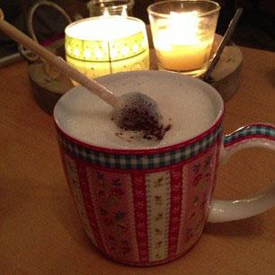 Warme Chocolademelk