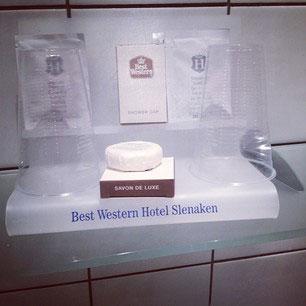 verzorgingssetje Hotel Slenaken