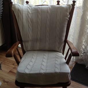 Oude stoel opleuken