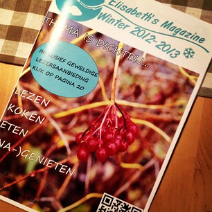 Elisabeth's Magazine winter 2012/2013
