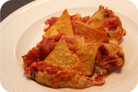 Vega: Taco Ovenschotel