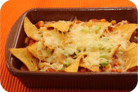 Vega: Taco Ovenschoteltje