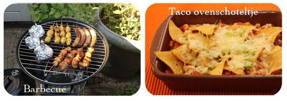 Brutsellog Favourites: Juni 2013 barbecue en tortilla chips ovenschoteltje
