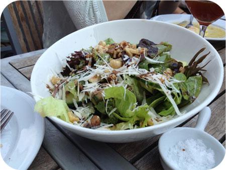 Salade Jamie Magazine Foodbloggers Event