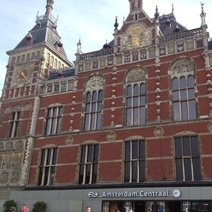 Amsterdam centraal station