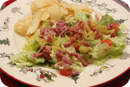 Kettle Chips Salade