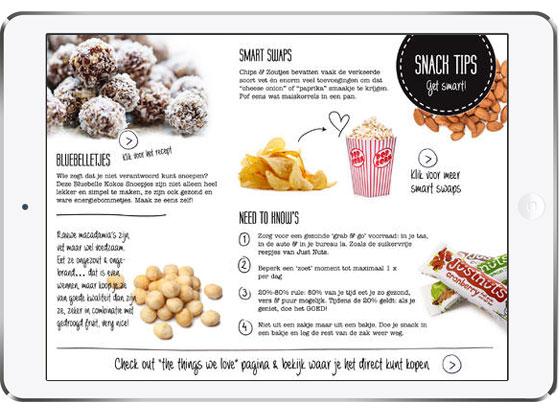 Spinach by Bluebelle scherm met tips