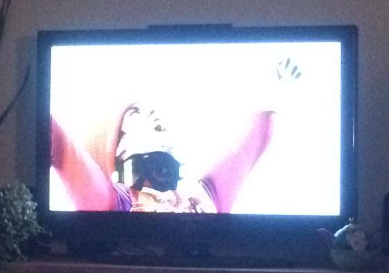 tv kijken iets met Olympische spelen