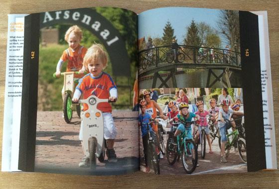 The Dutch and Their Bikes inkijkje
