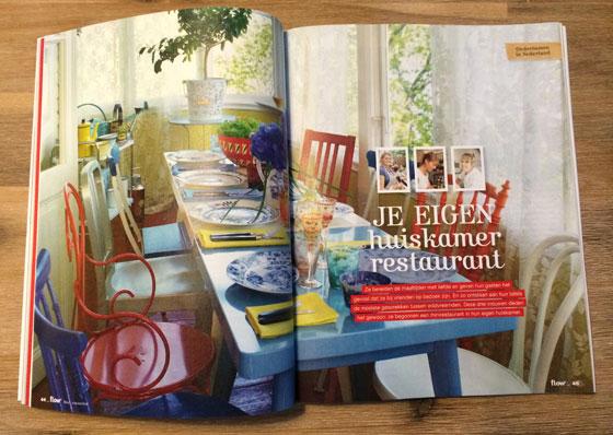 Flow Magazine inkijkje