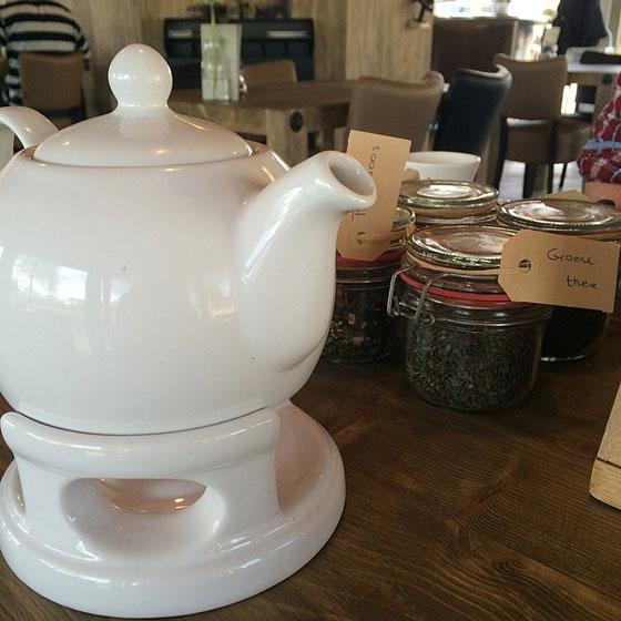 high tea Kees en Sien