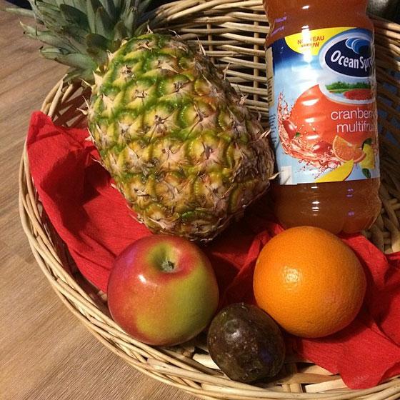 oceanspray fruitmand