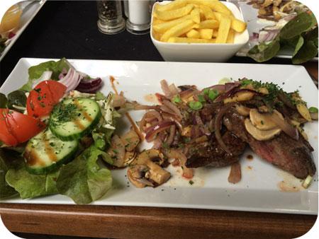 Steak Munsterhof Het Munsterhof in Roermond