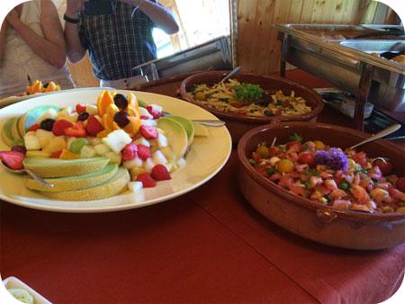 Koud buffet Netl