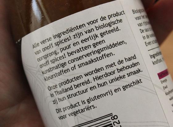 Nieuw: OnOff Spices! Woksauzen