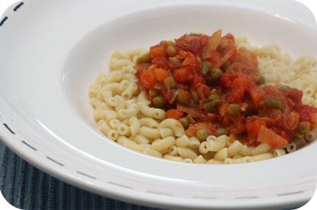 Macaroni Macédoine