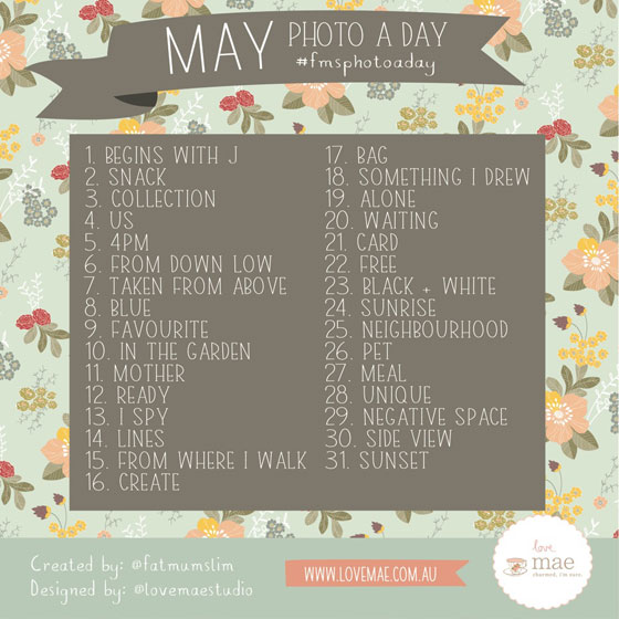 Photo a Day Challenge: May 2014