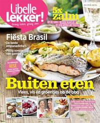 Libelle Lekker Juni 2014 cover