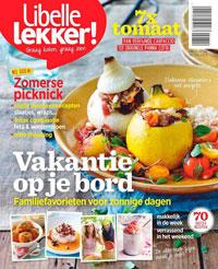 Libelle Lekker Juli 2014 cover
