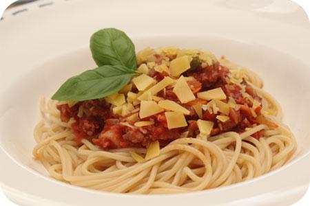 Spaghetti Clique Mangiare